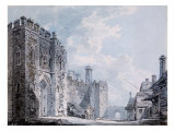 The Gateway Rochester, 1793-4 Giclee Print by J. M. W. Turner
