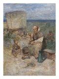 Midday Repast Giclee Print by Robert Mcgregor