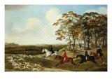 Francis Drake-Brockman and His Hounds, 1783 Giclee Print by John Nost Sartorius