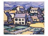 Ile de Brehat, Brittany Prints by Samuel John Peploe