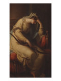 Penelope, 18th Century Poster by Angelica Kauffmann