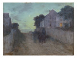Twilight Giclee Print by Edward Henry Potthast