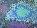 Color Retina Photographic Print