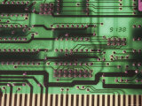 Computer Hard Board Silicon Electronics Photographic Print