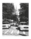 New York Minute I Prints by Boyce Watt