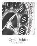 Hands of Time I Prints by Cyndi Schick