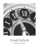 Hands of Time II Print by Cyndi Schick