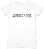 Juniors: Barack Obama - Barack N Roll 2 T-shirts