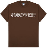 Barack Obama - Barack N Roll T-Shirt