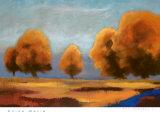 Fall Plateau I Prints by Chloe Marie