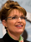 Sarah Palin, Washington, DC Photographic Print