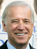 Joe Biden, Concord, NH Photographic Print