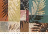 Palm Sections Prints by John Butler