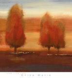 Tree Line I Prints by Chloe Marie
