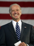 Joe Biden, Charlotte, NC Photographic Print