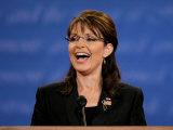 Sarah Palin, Vice Presidential Debate 2008, St. Louis, MO Fotografisk tryk