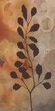 Flora I Print by Edward Aparicio