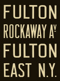 Fulton and Rockaway Avenue Affiches