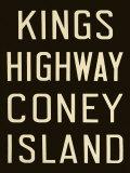 Kings Highway and Coney Island Kunstdrucke