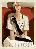 Rendevous Plakater af Eli Adams