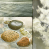 Zen Elements II Prints by Donna Geissler