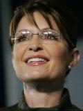 Sarah Palin, Golden, CO Fotografisk tryk