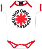 Infant: Red Hot Chili Peppers - Asterisk Logo Bodysuit Shirts