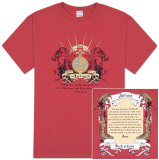 Monty Python - The Holy Hand Grenade of Antioch with Instructions T-Shirts
