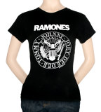 Juniors: The Ramones - Presidential Seal T-Shirt