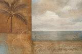 Golden Paradise I Prints by Jordan Gray