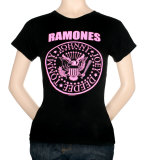 Juniors: The Ramones - Tommy Seal T-Shirt