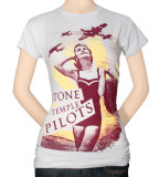 Juniors: Stone Temple Pilots - Bomb Girl T-Shirt
