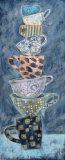 Blue Monday II Posters by Carolyn Holman