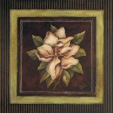 Magnolia II Print by Kimberly Poloson
