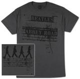 Die Beatles– Brick Road T-Shirts