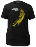 Velvet Underground - Distressed Banana T-shirts