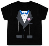 Toddler: Tuxedo T-Shirt