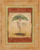 Palm Botanical Study II Posters by Susan Osborne