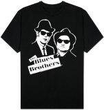 The Blues Brothers - B&W Blue Vêtements