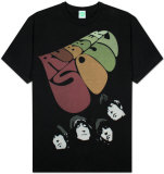 The Beatles - Soulful Rubber T-Shirts