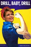 Sarah Palin Plakat