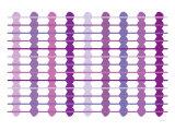 Purple Design, no. 45 Affiche par  Avalisa