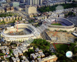 Yankee Stadium - 2008 New &amp; Old Stadium Photo