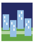 Green Buildings Posters by  Avalisa