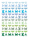Green Insects Posters by  Avalisa