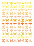 Orange Insects Posters by  Avalisa