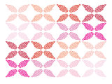 Pink Leaves Posters by  Avalisa