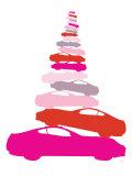 Pink Pile-up Posters par  Avalisa