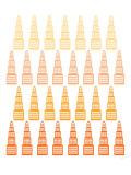 Orange Skyline Affiche par  Avalisa