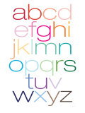 Avalisa - Rainbow Alpha Umělecké plakáty
